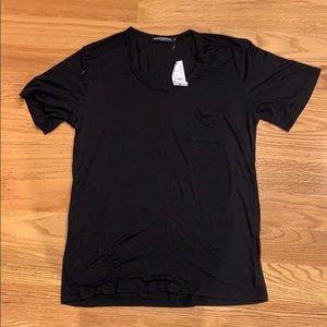 NWT Brandy Melville pocket t shirt